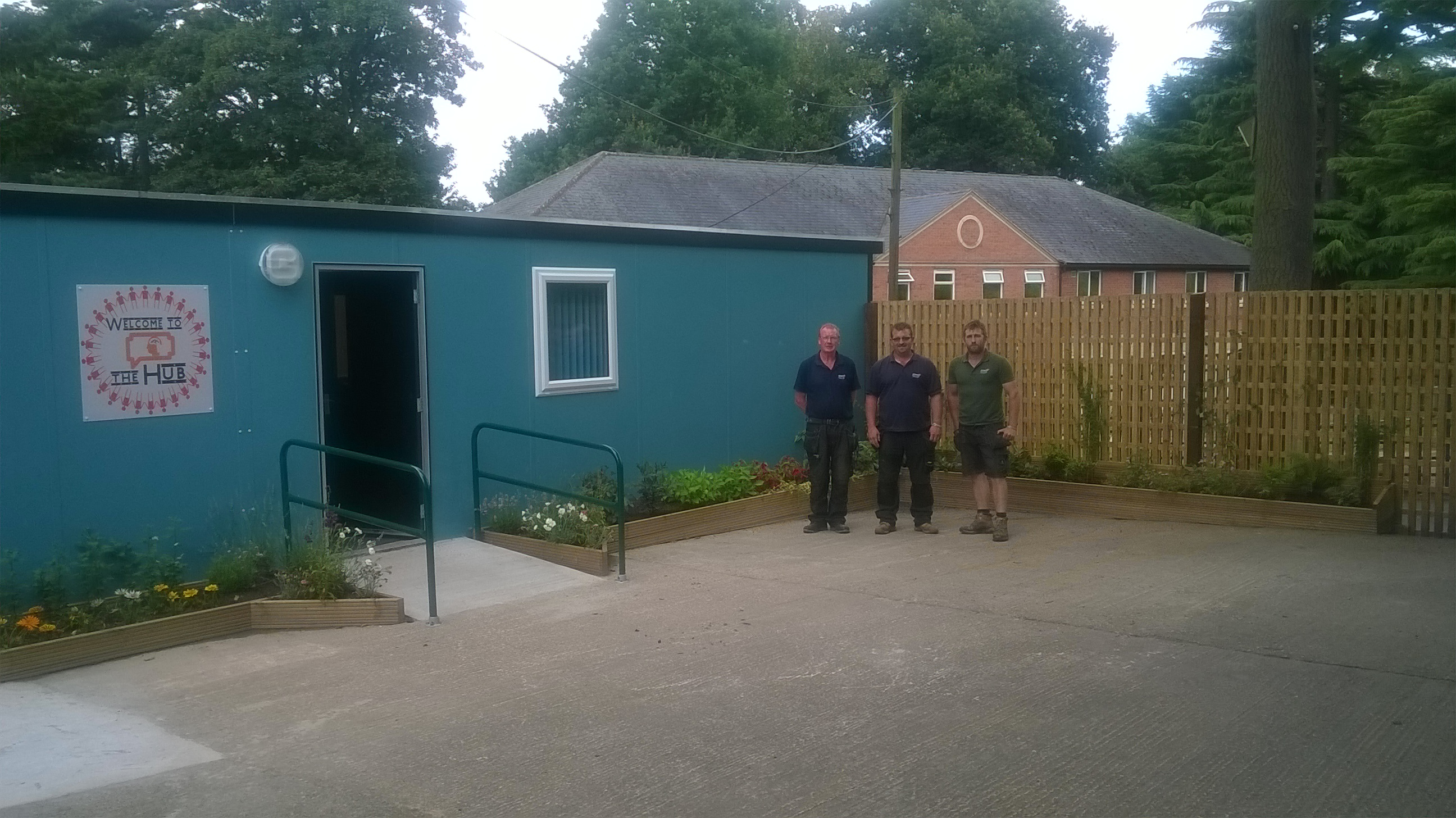 Revamped Health And Wellbeing Space For Bladon Students