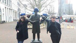 Sixth Form Student trip to Rotterdam