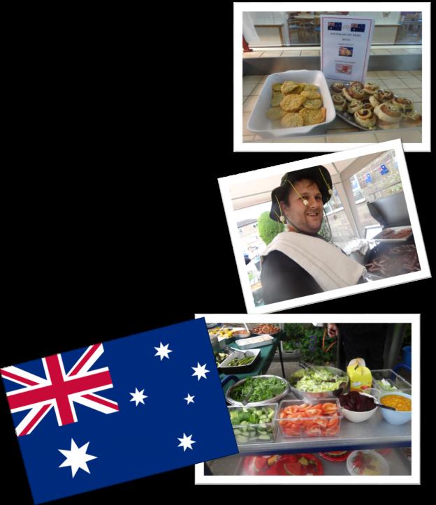 Australis day at alderwasley hall school