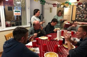 Orchard End Curry Night